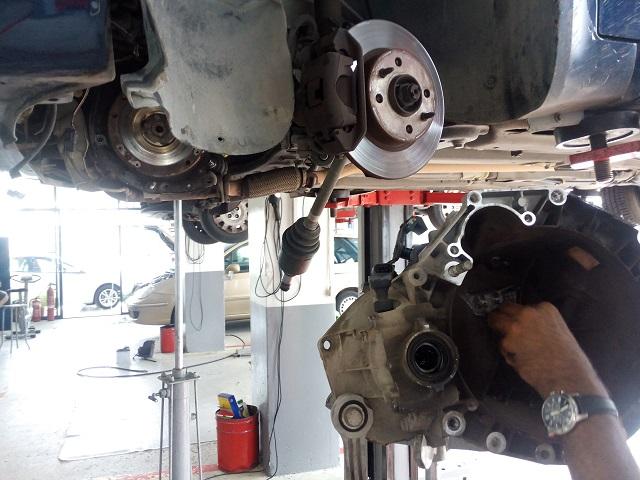 Επισκευή σαζμάν διαφορικού από το συνεργείο FIAT ΚΟΥΛΟΧΕΡΗΣ
