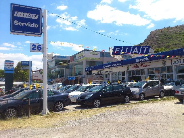 fiatservizio Κουλοχέρης Σέρβις Αγία Παρασκευή Συνεργείο αυτοκινήτων εξωτερική όψη