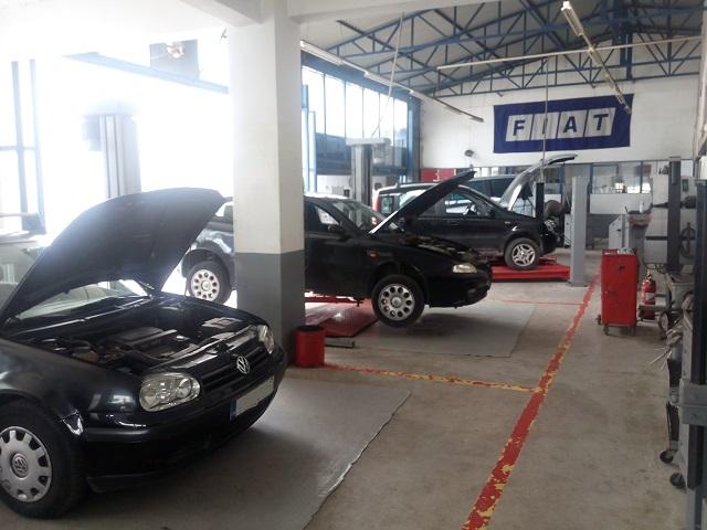 Γενικό συνεργείο αυτοκινήτων