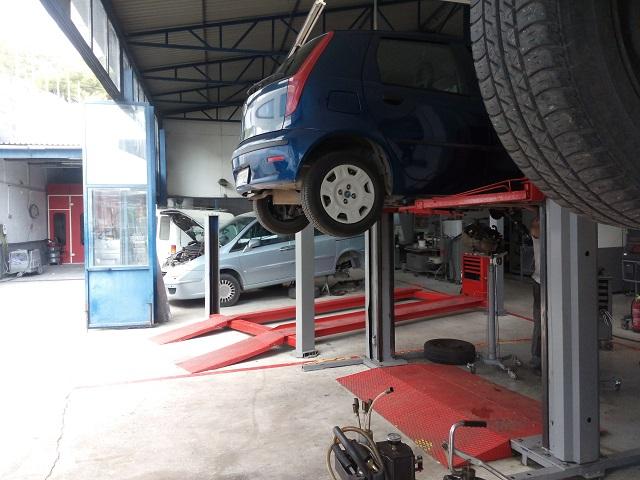 fiatkouloheris συνεργείο αυτοκινήτων Αγία Παρασκευή Service FIAT LANCIA ALFA ROMEO