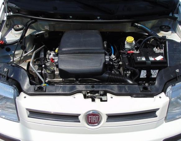 Fiat Panda επισκευή από το συνεργείο μας
