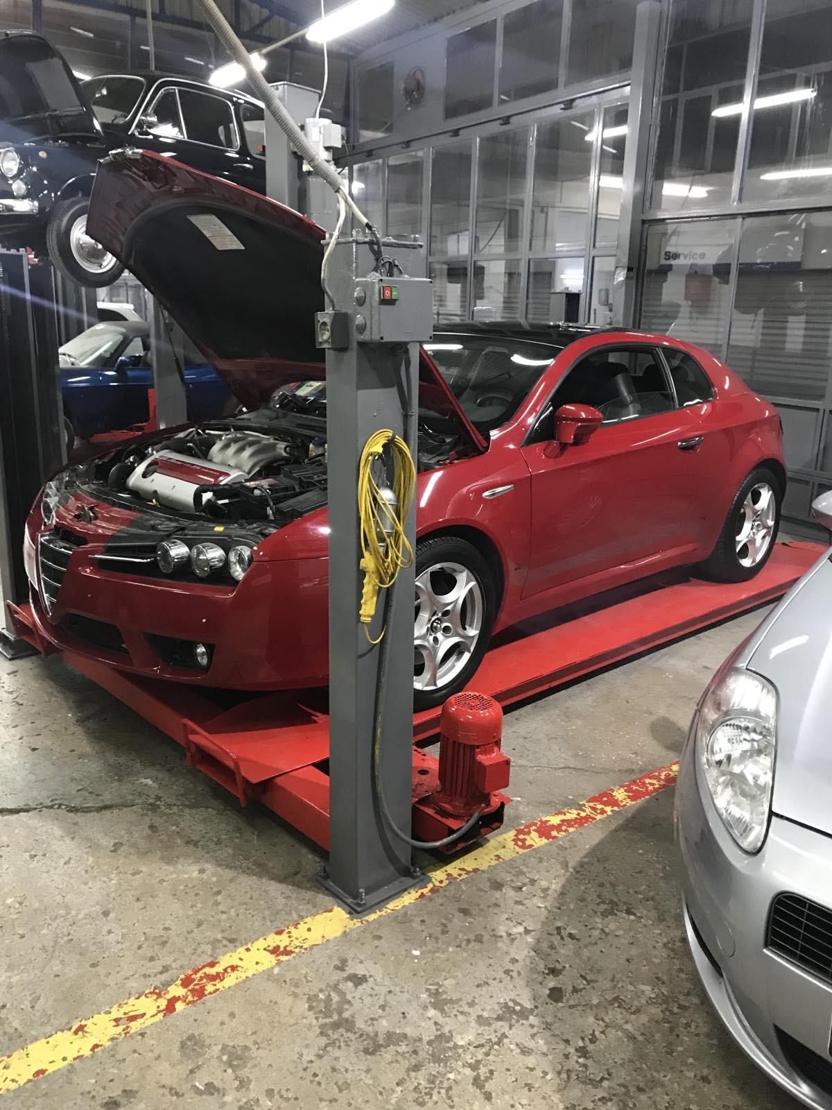 Συνεργείο Fiat
